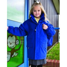 Result  R150B Rugged Stuff Junior Long Lined Coat